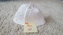 Letní klobouček bílý, 62