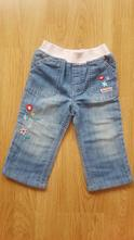 Vyteplené džíny, ladybird,68