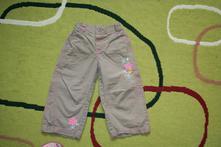 Plátěné kalhoty, minoti,86