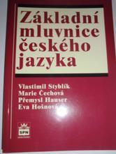 Základní mluvnice českého jazyka,