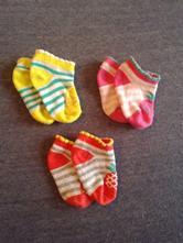 Kotníkové kojenecké ponožky, lupilu,17