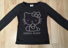 Triko & tričko s hello kitty  h&m vel. 104, h&m,104