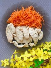 Kuracie prsia s mrkvou