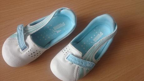 Dětské botičky puma, puma,22