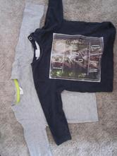 2x tričko s dlouhým rukávem, f&f,62