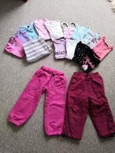 Dětské oblečení 2 až 3 roky,