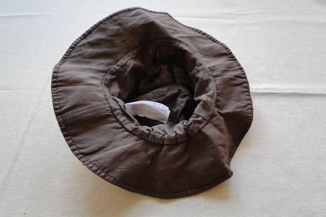 Letní bavlněný klobouček, vel. 9-12m, h&m,80