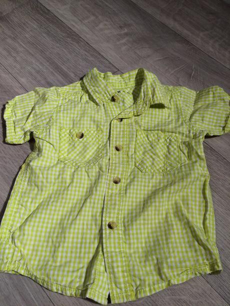 Košile, nutmeg,98