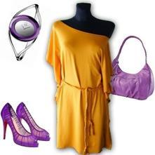 Šaty atena - vícé barev, l / m / s