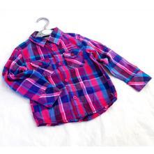 Bavlněná košile, kos-0006-03, oshkosh,86