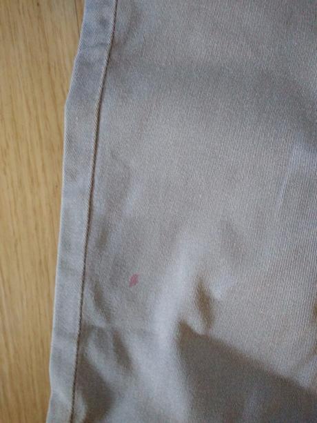 E184. šedé kalhoty , h&m,116