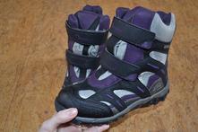 Zimní boty/sněhule - vnitřní stélka 22cm, 34