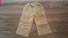 Plátěné kalhoty marks spencer, marks & spencer,92