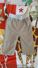 Chlapecké plátěné kalhoty, early days,68