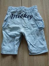 Plátěné kalhoty, h&m,92