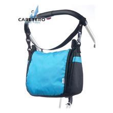 Taška na kočárek - turquoise,