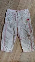 Plátěné kalhoty m&s, marks & spencer,86