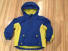 Zimní bunda s kapucí, lupilu,104