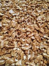 Vlašské ořechy - vyloupaná jádra - letošní,