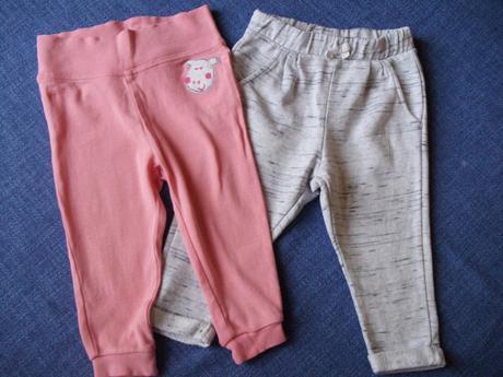 2x kalhoty lupilu - vel. 74/80, lupilu,74