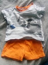 Letni set tričko a kraťasy, ergee,68