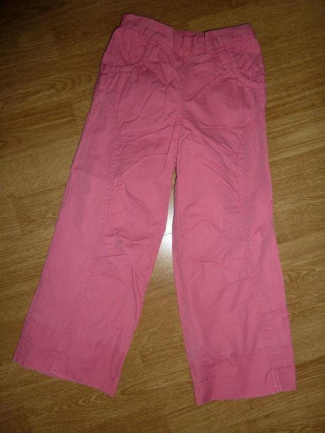 Podšité kalhoty, next,98