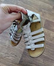 Kožené dívčí sandálky, 26