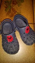 "Gumové pantofle ""spiderman"", 24"