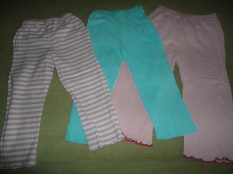 Pyžamové kalhoty vel. 3-4 roky, kus od nebo celkem, disney,98