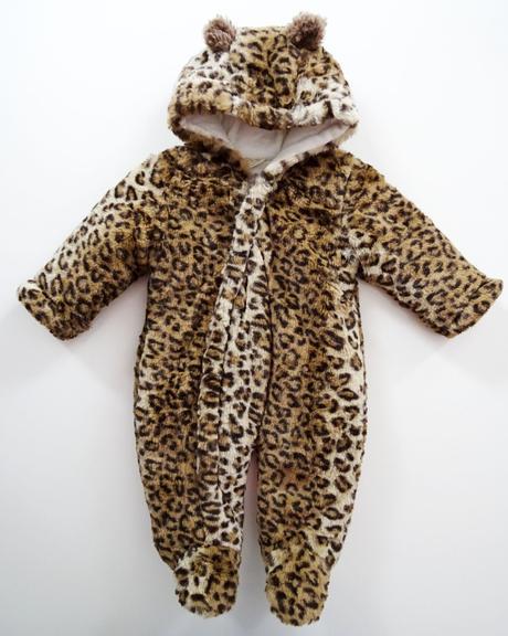 Leopardí kombinézka, just too cute,68
