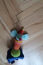 Myška na kočárek,