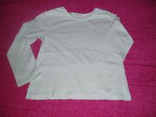 Bílé triko, george,104