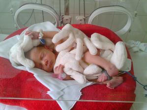 Pohodička v inkubátoru :-)