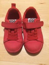 Červené tenisky h&m, velikost 25, h&m,25