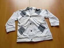 Bavlněná vesta s dlouhým rukávem, pepco,80