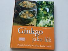 Ginkgo jako lék kniha č.140,