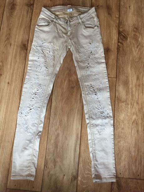 Různé dámské kalhoty, xs