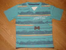 Bavlněné tričko s našitými aplikacemi, 104