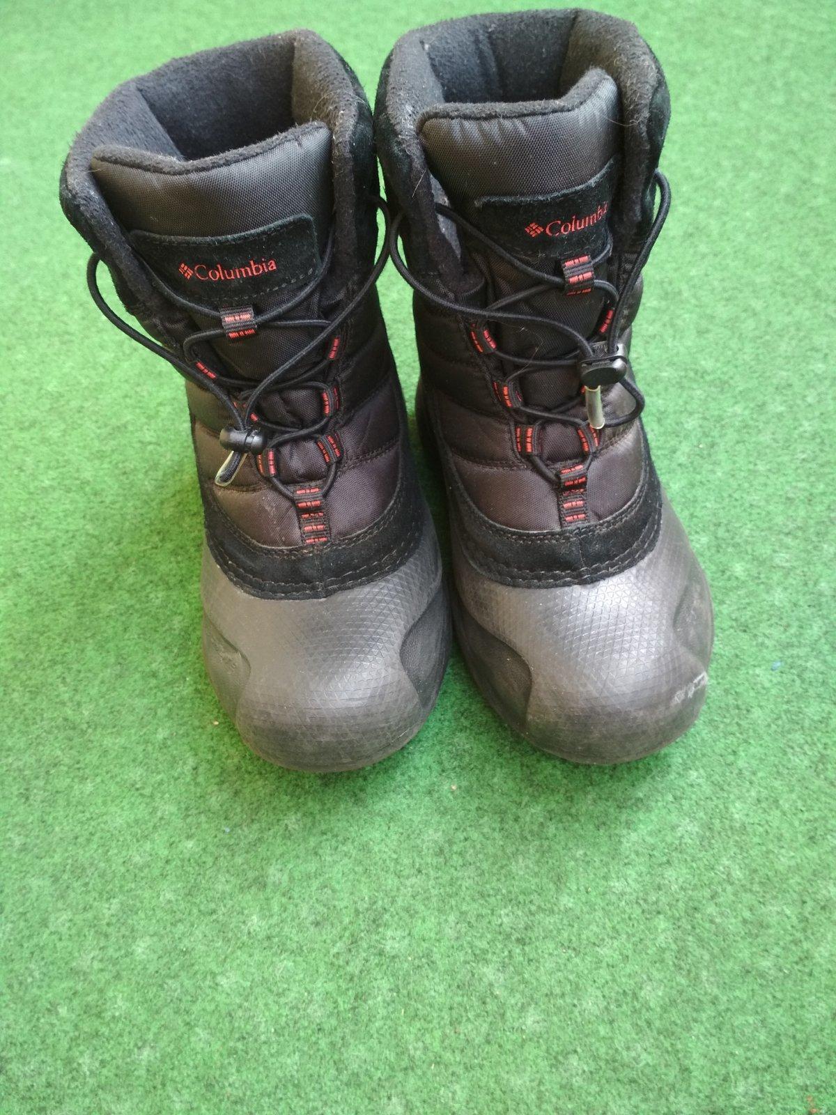 Zimní boty columbia f46e6d4355