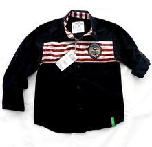 Dětská bavlněná košile, kos-0015, 128