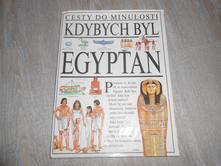 Kniha - kdybych byl egypťan,