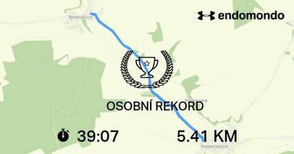 Hurá prvních 5 km pokořeno