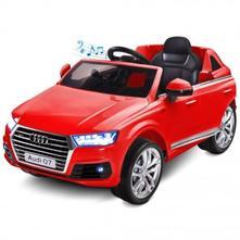 Elektrické autíčko toyz audi q7-2 motory red,