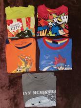 Set 6 ks triček, f&f,92