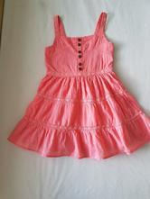 Plátěné šaty, george,98