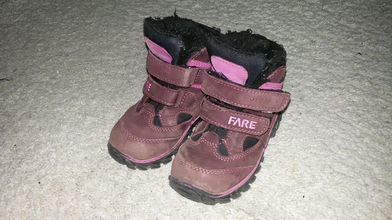 5f3d4c83dee Zimní boty fare