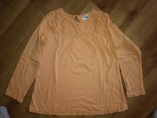 Meruńkové tričko, tunička dr bonprix v. 134, bonprix,134