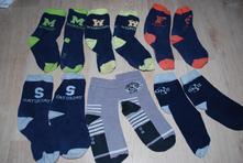 7x ponožky 31-34, tcm,31
