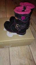 Dívčí zimní boty lasocki vel.26, lasocki,26