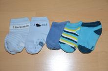 Kotníčkové ponožky topomini, 74, 80, 80/86, topomini,74